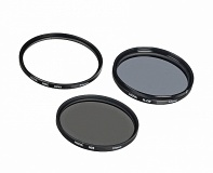 Светофильтр HOYA 72mm DIGITAL FILTER KIT: UV (C) HMC MULTI, PL-CIR, NDX8