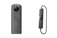 Камера VR 360 RICOH THETA V + адаптер Microsoft Wireless