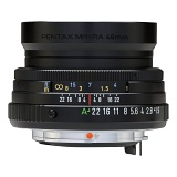 Объектив SMC Pentax FA 43mm f/1.9 Limited