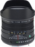 Объектив SMC Pentax FA 31mm f/1.8 AL Limited